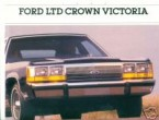 Ford LTD Crown Victoria LX Wagon
