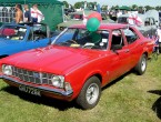 Ford Cortina 20S Coupe