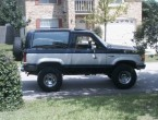 Ford Bronco II XLT 29