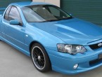 Ford Falcon XL Ute AU