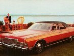 Ford LTD Brougham 2dr Pillared HT