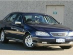 Ford Fairline Ghia Mark II