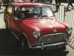 Austin Mini 850 Countryman