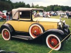 Ford Model A Deluxe Cabriolet