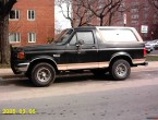 Ford Bronco Eddie Bauer Edition