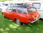 Ford Taunus 17m Turnier super