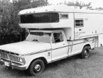 Ford F-350 Camper Special