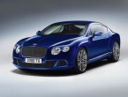 Bentley Continental GT Speed coupe