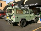 Land Rover Series IIA Wagon