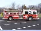 E-One Pumper