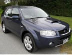 Ford Territory SY Ghia Turbo