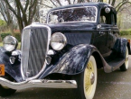Ford V8 Deluxe Coupe