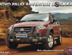 Fiat Palio Adventurer 18 Locker