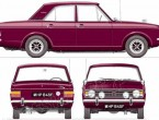 Ford Cortina 1600 4dr