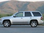 Chevrolet TrailBlazer EXT The North Face