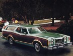 Ford LTD II wagon