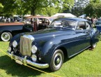 Bentley T-type coupe