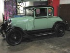 Ford Model A Special Edition Coupe