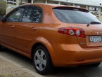 Holden Viva Hatch