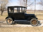 Ford Model T Center Door Sedan