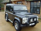 Land Rover Defender 90 SVX Wagon 60 Yrs Edition