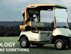 EZ-Go Golf Car