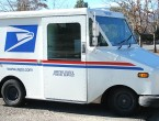 AM General Mail Truck