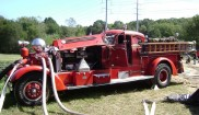 Ahrens Fox BT Pumper