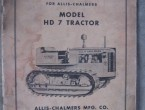 Allis-Chalmers HD 7 Crawler