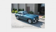 Aston Martin DB3 Tickford Fixed-head