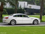 BMW 6-Series Gran Coupe - 2015