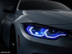 BMW M4 Iconic Lights Concept - 2015