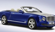 Bentley Grand Convertible Concept - 2014