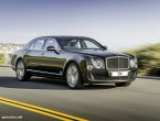 Bentley Mulsanne Speed - 2015