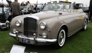 Bentley S-type Park Ward Coupe