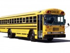 Blue Bird School Bus