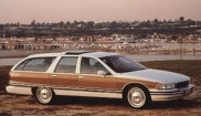 Buick Roadmaster Limited Estate Wagon