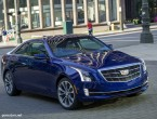 Cadillac ATS Coupe of 2015