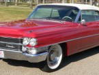Cadillac 62 Series Convertible