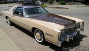 Cadillac Fleetwood 75 Imperial Limousine Convertible