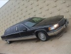 Cadillac Fleetwood by Federal Coach