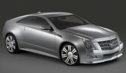 Cadillac STS Coupe