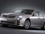 Cadillac STS-SV