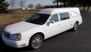 Cadillac Ultimate Funeral Car