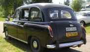 Carbodies FX4S London Taxi