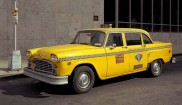 Checker Marathon taxi