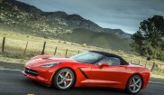 2014 Chevrolet Corvette C7 Stingray Convertible