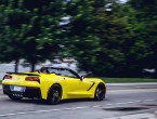 2014 Chevrolet Corvette Stingray Z51 convertible