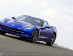 2015 Chevrolet Corvette Stingray Eight-Speed Automatic