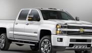 2015 Chevrolet Silverado High Country HD